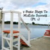 Basic steps to success in midlife