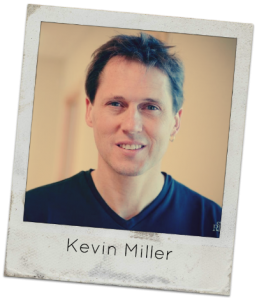 Kevin Miller shares Financial Freedom on the side